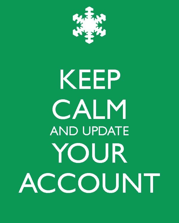 Requesting Account Updates