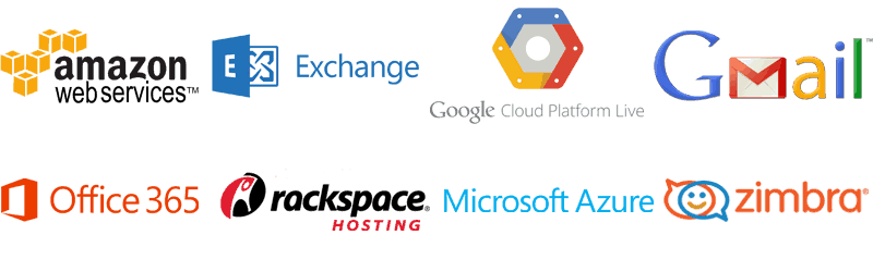 cloud-on-premise-email-providers