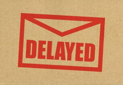 Message Delays Today