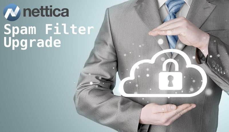 Notification of Nettica Filtering Change