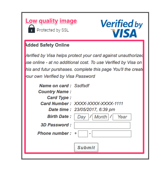 PayPal Phishing Nibble | DuoCircle