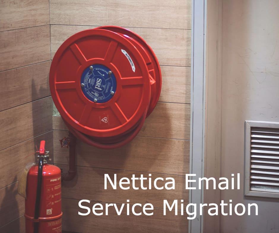 Emergency Nettica Migration