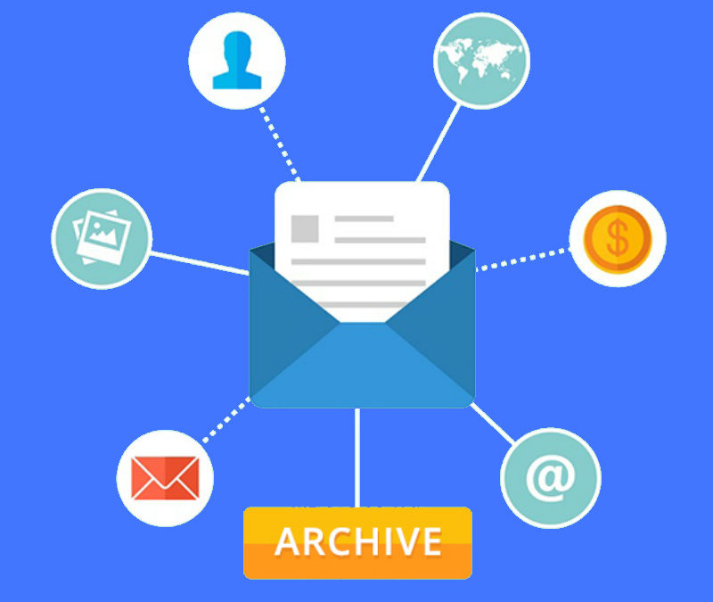 Email Archiving Integration with Microsoft Outlook Enhances Data Management