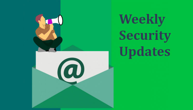 Cyber Security News Update – Week 35 of 2019