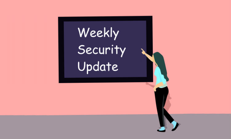 Cyber Security News Update – Week 38 of 2019