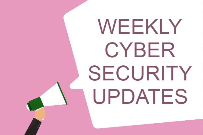 Cyber Security News Update – Week 24 of 2020