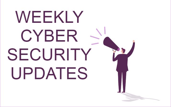 Cyber Security News Update – Week 28 of 2020