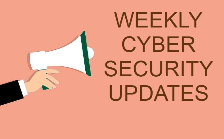 Cyber Security News Update – Week 29 of 2020