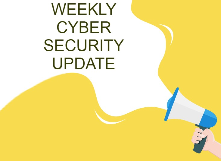 Cyber Security News Update – Week 27 of 2020