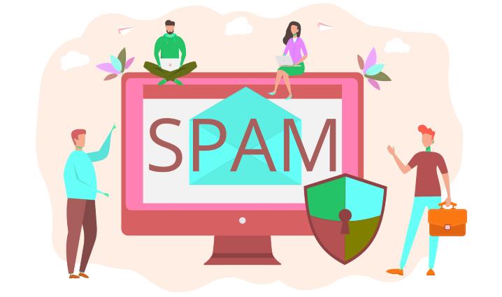 cloud spam filtering service