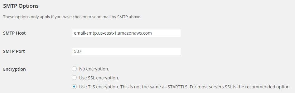 outbound email server