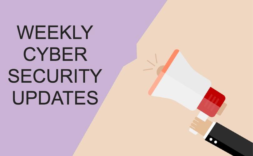 Cyber Security News Update – Week 4 of 2021
