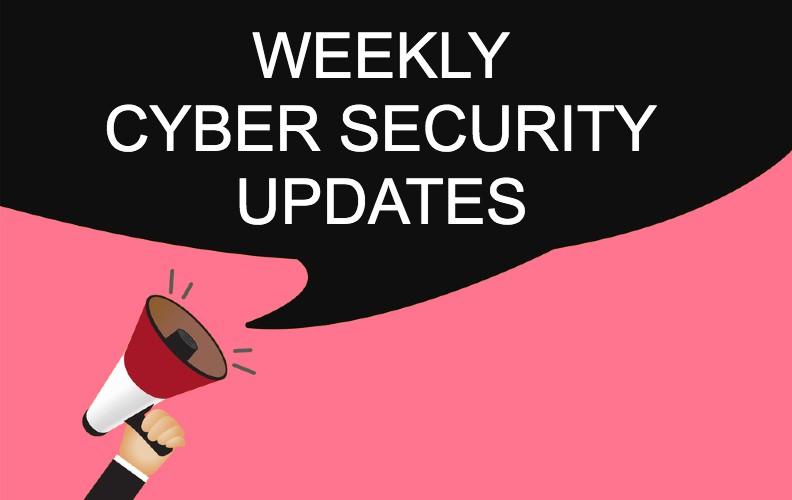Cyber Security News Update – Week 3 of 2021