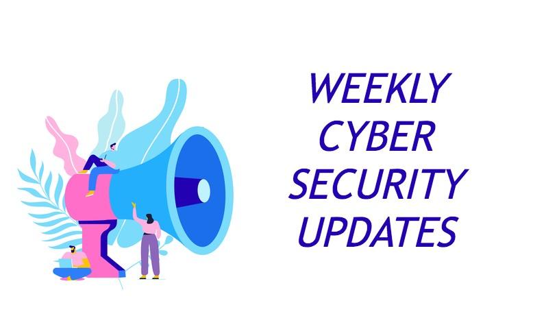 Cyber Security News Update – Week 11 of 2021