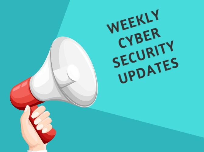 Cyber Security News Update – Week 13 of 2021