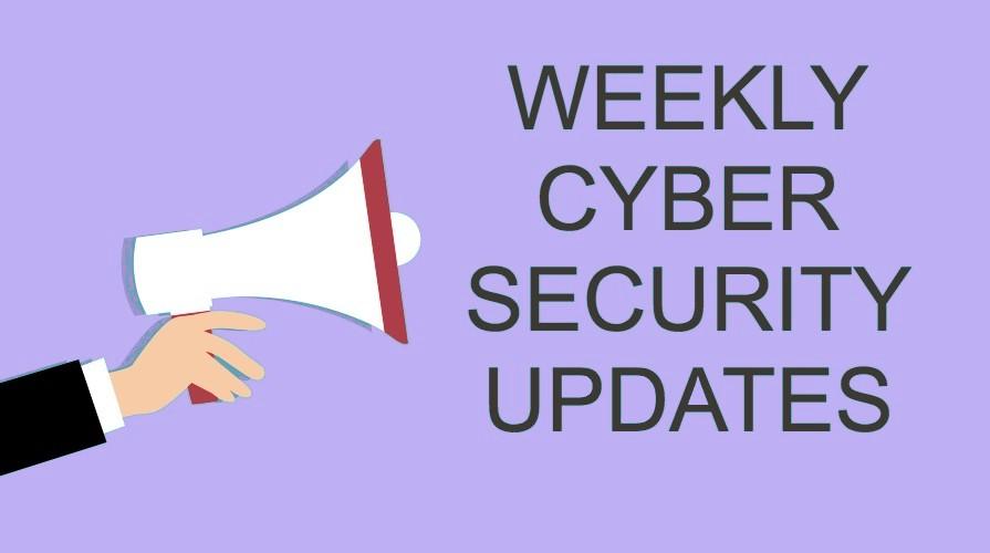 Cyber Security News Update – Week 15 of 2021