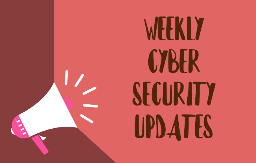 Cyber Security News Update – Week 18 of 2021