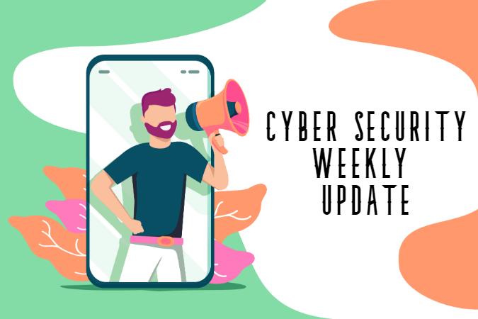 Cyber Security News Update – Week 20 of 2021