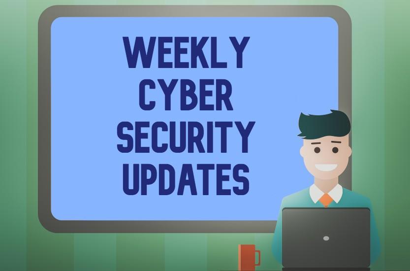 Cyber Security News Update – Week 22 of 2021