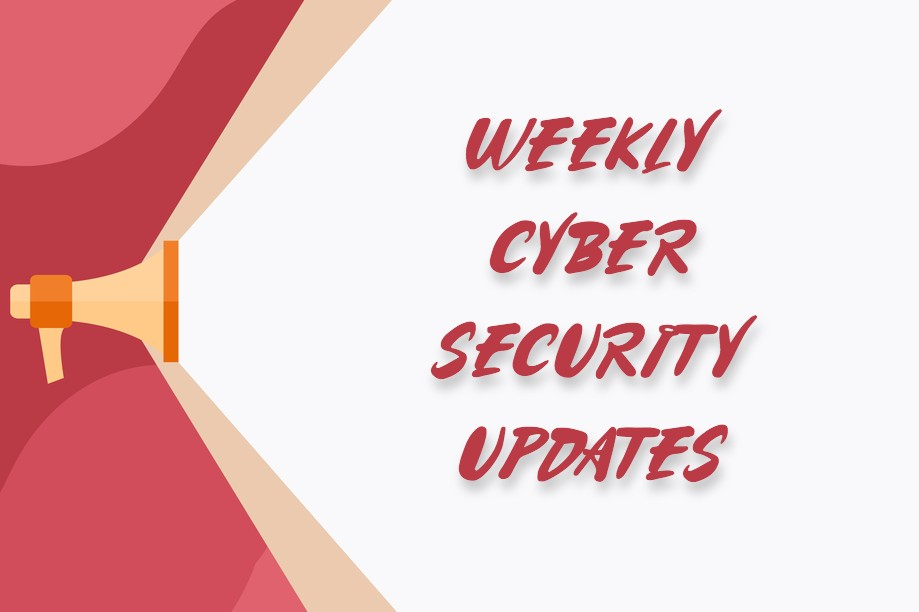 Cyber Security News Update – Week 33 of 2021