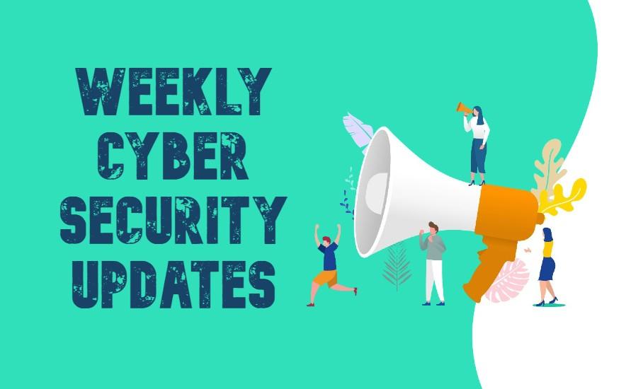 Cyber Security News Update – Week 32 of 2021