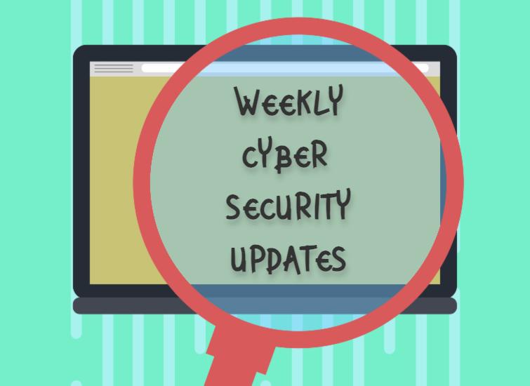 Cyber Security News Update – Week 35 of 2021