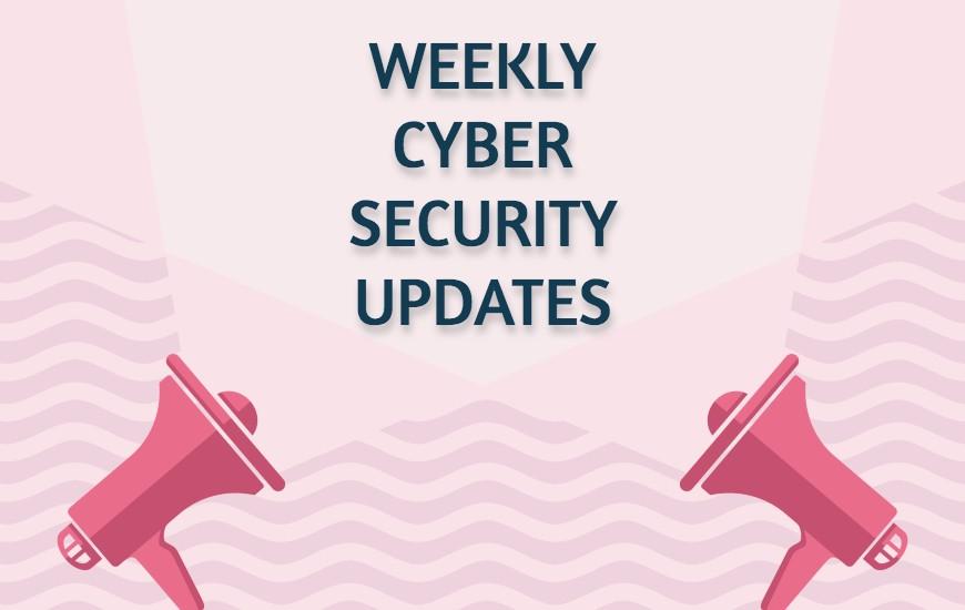 Cyber Security News Update – Week 34 of 2021