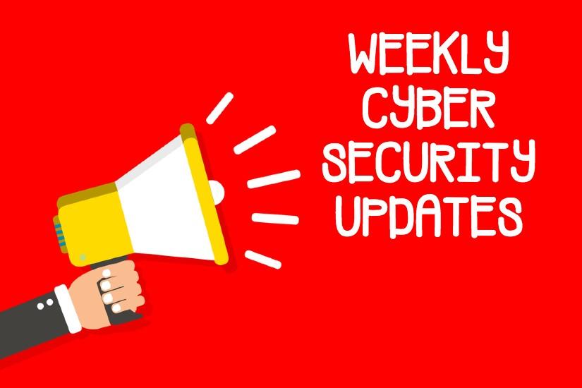 Cyber Security News Update – Week 37 of 2021