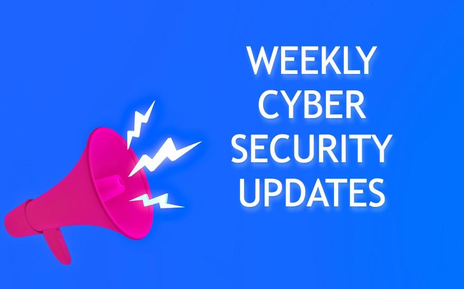 Cyber Security News Update – Week 41 of 2021