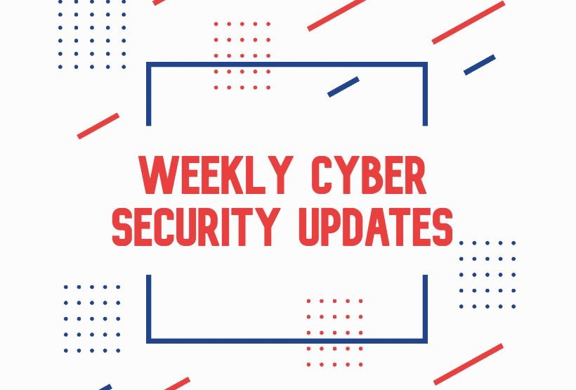 Cyber Security News Update – Week 42 of 2021